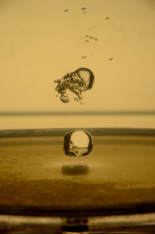 Plutonic Waters ( Bubble Chamber) by Cameron Robbins Photographer Dean Petersen